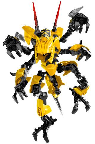 Lego hero factory васпикс waspix 2231