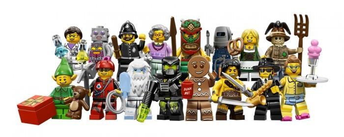 lego minifigures / Легочеловечки / Минифигурки lego, серия 11 GB72