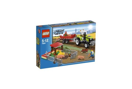 Купить конструктор Lego City 60181 Лего Город Лесной.