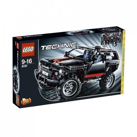 Lego technic экстримальный внедорожник 8081
