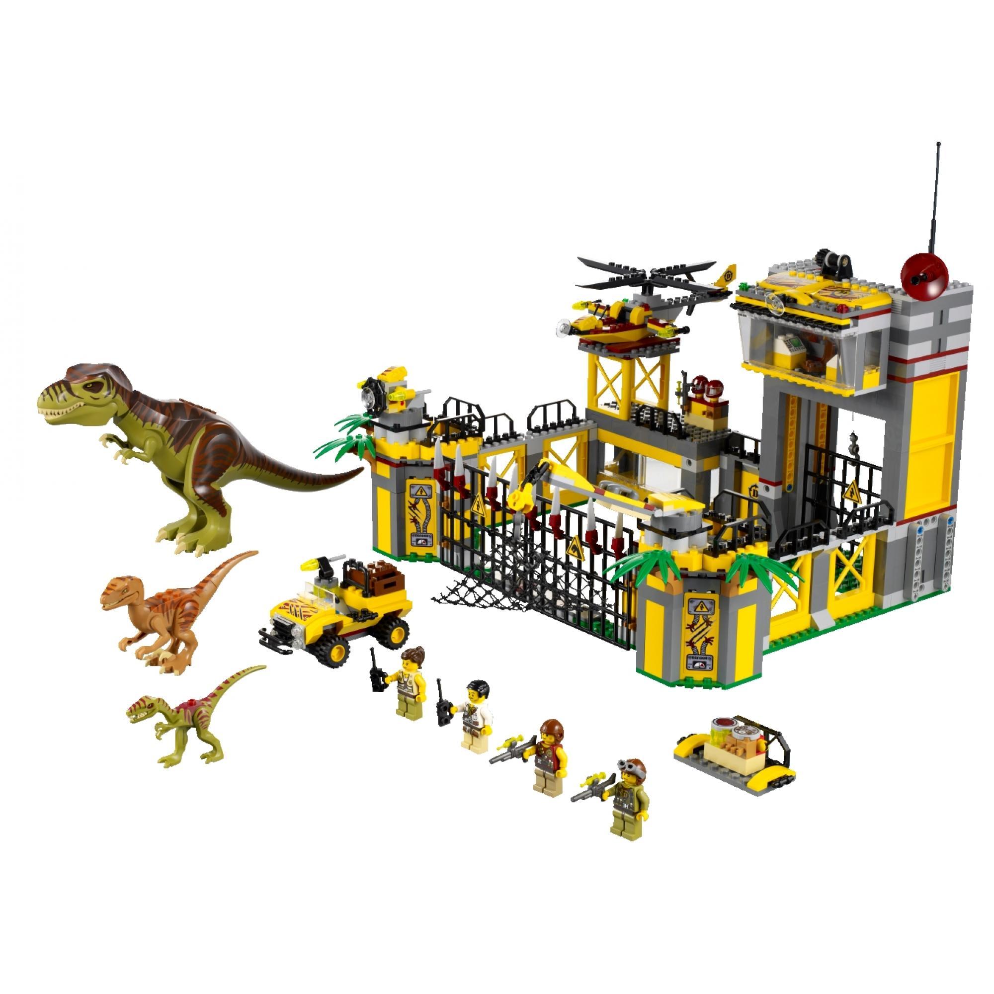 лего динозавров картинки